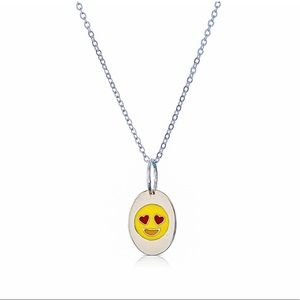 eSBe Designs by Sara Blaine Happy Emoji Pendant